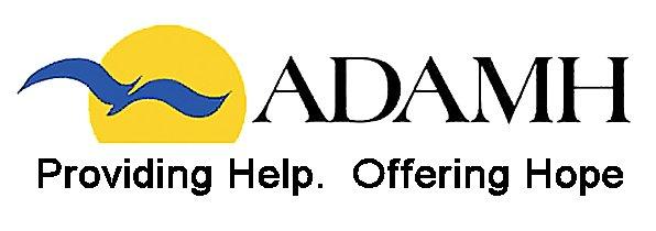 Crawford-Marion ADAMH Logo
