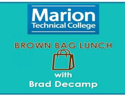 Marion Technical College Brown Bag Lunch 10/23/20
