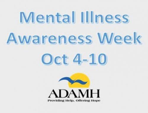 Mental Illness Awareness Week Oct 4-10