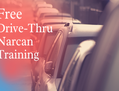 Drive Thru Narcan Training April 29th