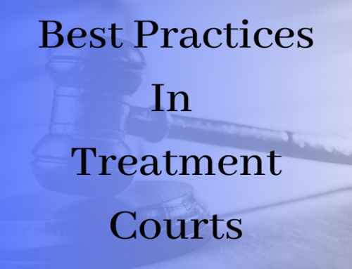 Best Practices in Treatment Court Training